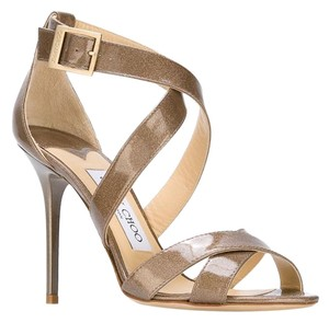 Jimmy Choo Lottie Beige Pumps