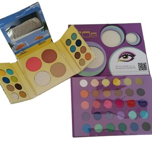 BH Cosmetics BH Cosmetics Palletes Malibu and EYES ON THE 60'S 30 COLOR