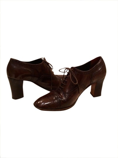 Preload https://item3.tradesy.com/images/stephane-kelian-brown-vintage-lace-up-bootsbooties-size-us-8-regular-m-b-1738947-0-0.jpg?width=440&height=440