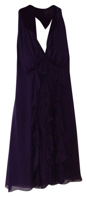 Preload https://item3.tradesy.com/images/maria-bianca-nero-purple-knee-length-cocktail-dress-size-4-s-1739027-0-0.jpg?width=400&height=650
