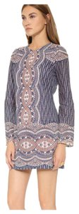 BCBGMAXAZRIA Allina Printed Dress Dress