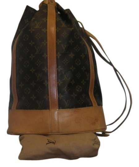 Preload https://item1.tradesy.com/images/louis-vuitton-randone-gm-drawstring-backpack-dust-canvasleather-shoulder-bag-1739090-0-0.jpg?width=440&height=440