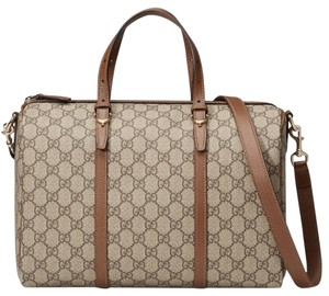 Gucci New Fasion Satchel in Brown
