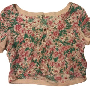 Lucca Couture Top Pink