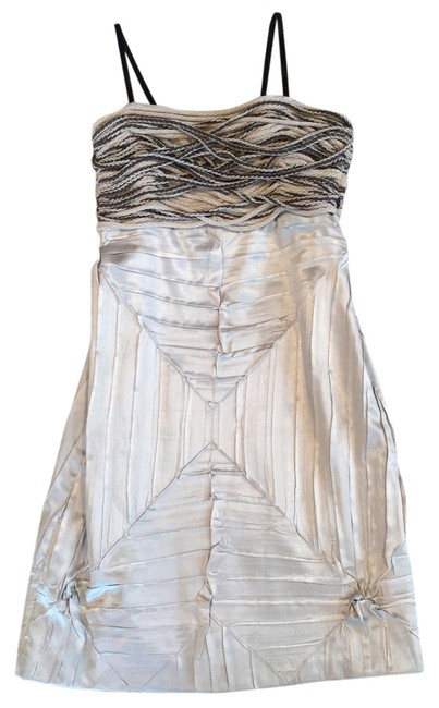 Preload https://item1.tradesy.com/images/champagne-knee-length-cocktail-dress-size-2-xs-1739125-0-0.jpg?width=400&height=650
