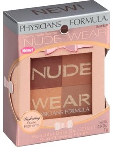 Physicians Formula Physicians Formula Nude Wear Glowing Nude, 6237 Bronzer