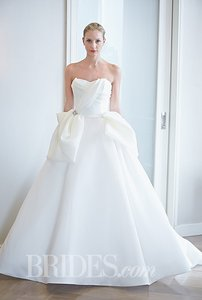 Edgardo Bonilla Sweet Rose Wedding Dress