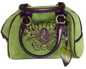 Juicy Couture Satchel in Green