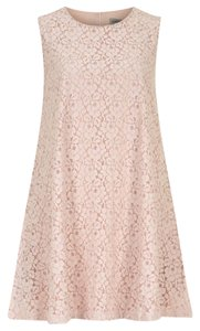 Dorothy Perkins short dress Light Pink on Tradesy