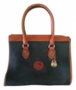 Dooney & Bourke Satchel in Forest Green