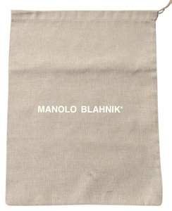 Manolo Blahnik Manolo Blahnik. Dust bag. For pair of shoes.