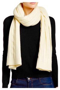 J.Crew J.CREW Blanket Scarf Long Cable Knit Wrap Cape
