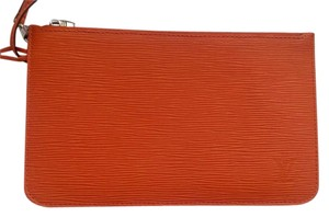 Louis Vuitton orange Clutch