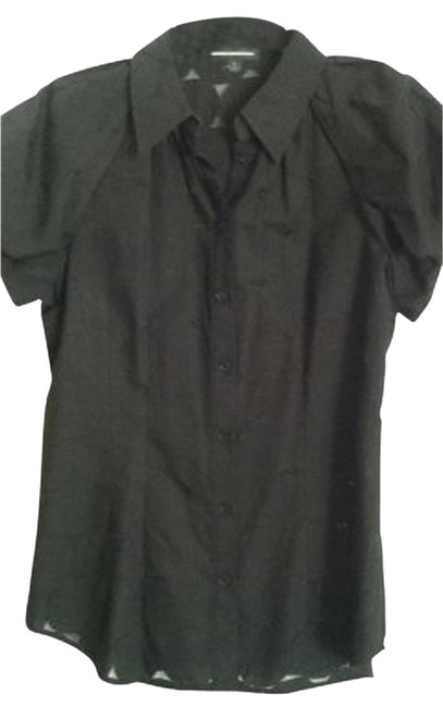 Preload https://item2.tradesy.com/images/express-black-blouse-size-6-s-17396-0-0.jpg?width=400&height=650