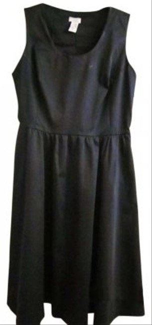Preload https://item4.tradesy.com/images/jaclyn-smith-black-knee-length-cocktail-dress-size-10-m-173963-0-0.jpg?width=400&height=650