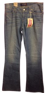 Levi's 70's Hippy Earthy Stretchy Hiphuggers Flare Leg Jeans