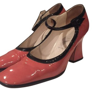 Prada Salmon Pumps