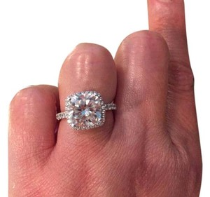 Other Bridal jewelry 3.ct sona diamond engagement ring