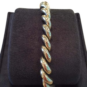 Other 14 KT Yellow Gold Figaro Italian bracelet