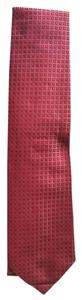 Hugo Boss new Red Silk Tie