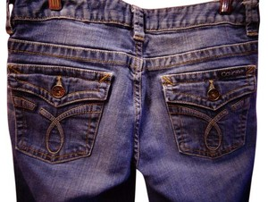 Calvin Klein Denim Boot Cut Jeans