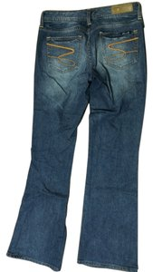 Seven Jeans Boot Cut Jeans-Dark Rinse