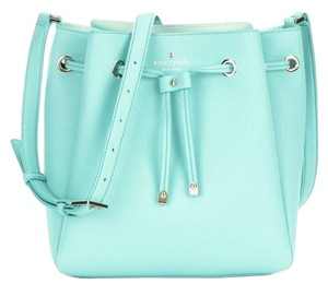 Kate Spade Bucket Leather Cross Body Bag