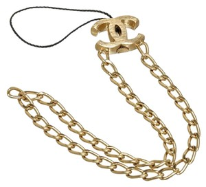 Chanel Chanel Gold Chain CC 05P Phone Charm