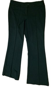 New York & Company Knit Trouser Pants Black