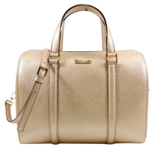 Kate Spade Tote Sale Clearance Satchel in Rosegold