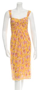 Diane von Furstenberg Silk Dvf Dress