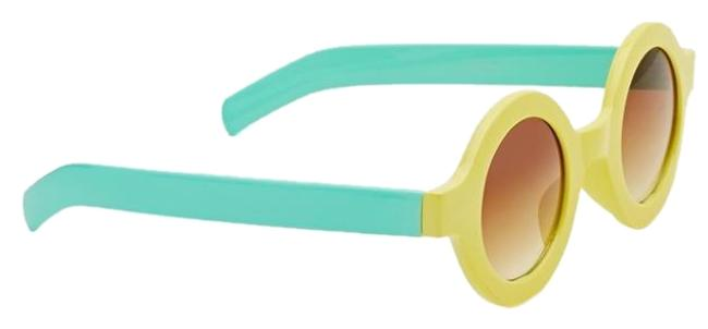 Item - Yellow Sweet Side Shades Sunglasses
