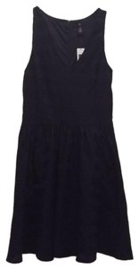 Gap short dress Navy Blue on Tradesy