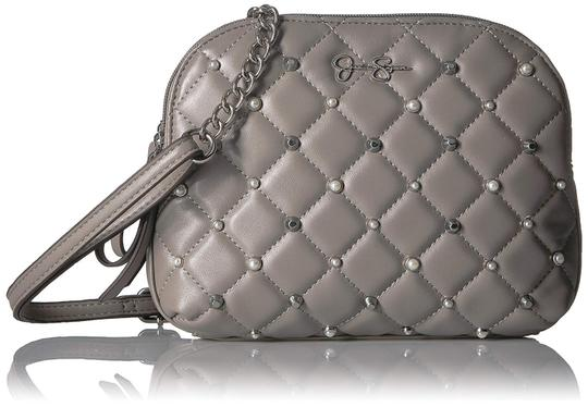 Preload https://img-static.tradesy.com/item/17403586/jessica-simpson-steffi-quilted-double-zip-fog-faux-leather-cross-body-bag-0-2-540-540.jpg