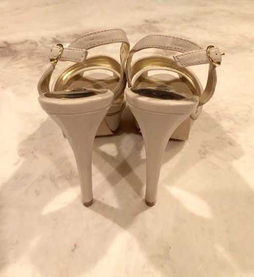 Wild Pair Nude Platforms