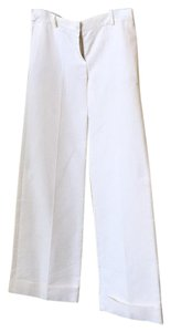 Chlo Wide Leg Pants White