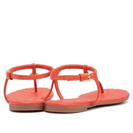 Tory Burch Poppy Red Sandals Image 2