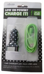 Collection New York Collection New York USB Car Charger new