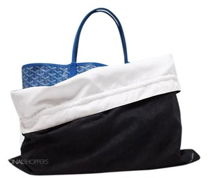 MPS Inc. LUXURIOUS REVERSIBLE BLACK/WHITE DUST BAG FITS YOUR CELINE 23.75