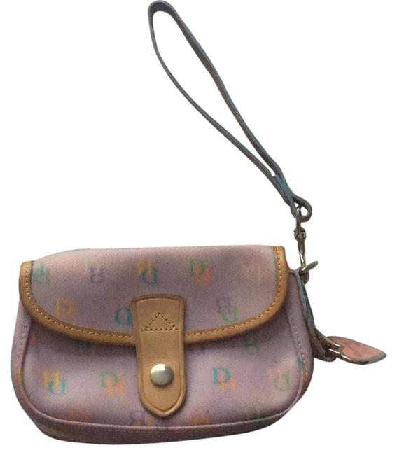 Item - Purple Multi Wristlet