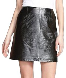 Halogen Mini Skirt Black