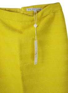 Trina Turk Skirt Yellow