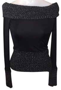 A.B.S. by Allen Schwartz Top Black