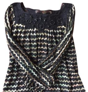 Free People New Romantics Lace Beadwork Boho-peasant Top