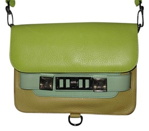Proenza Schouler Ps11 Crossbody Citrus Messenger Bag