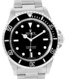 Rolex Rolex Submariner No Date Automatic Mens Watch 14060 Year 2005