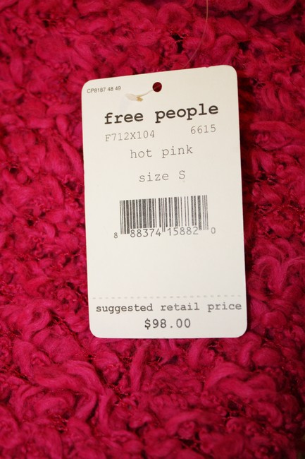 Free People Polar Bear Size Small Sweater