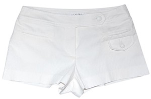 Trina Turk Dress Shorts White