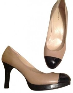 Tahari Nude Pumps