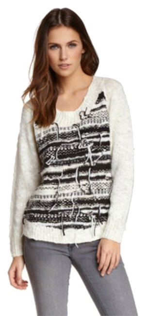 Preload https://item1.tradesy.com/images/townsen-black-white-gray-arctic-small-sweaterpullover-size-6-s-1741120-0-2.jpg?width=400&height=650